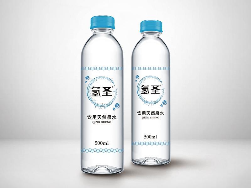 氢圣-含氢饮用天然泉水500ml