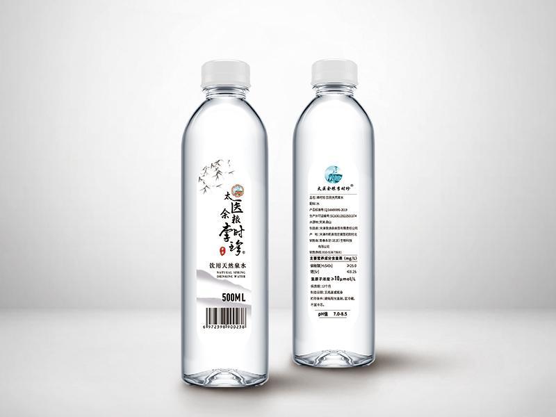 李时珍-含氢饮用天然泉水500ml