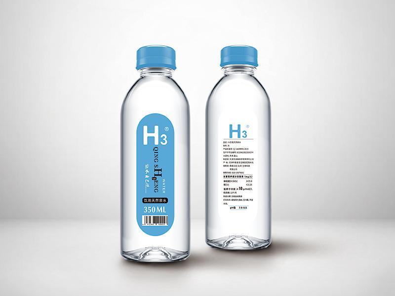 H3-含氢饮用天然泉水350ml