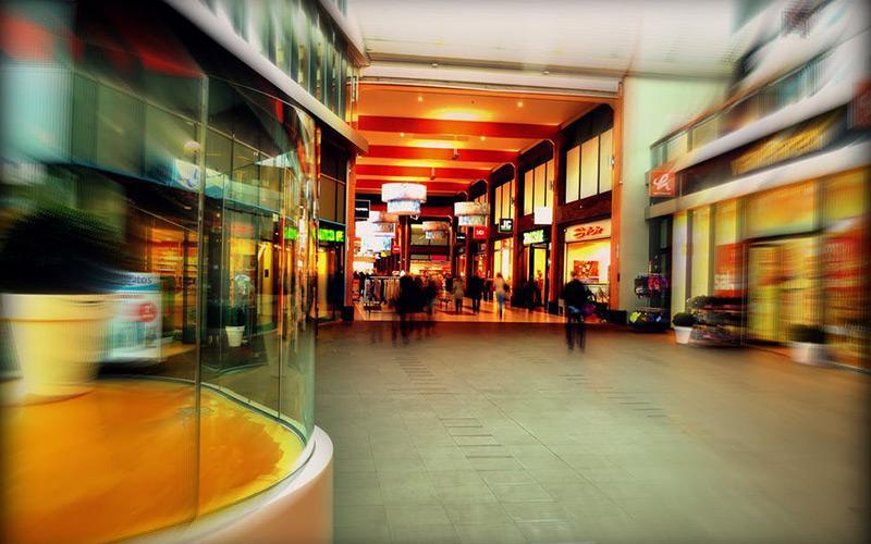 购物中心应用